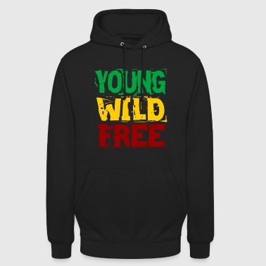 Young Wild Free - Unisex Hoodie