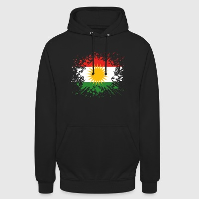 home country roots roots love kurdistan kurde pn - Unisex Hoodie