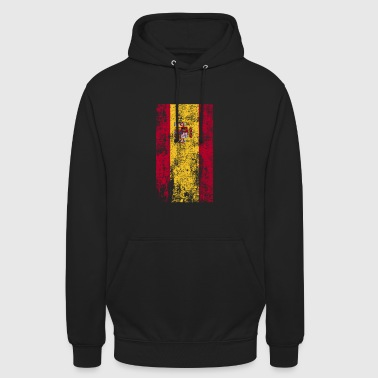 Spain Flag Spanish Flag Gift Spain - Unisex Hoodie