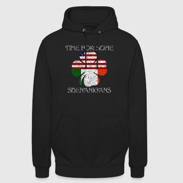 Time For Some Shenanigan's Gift - Unisex Hoodie