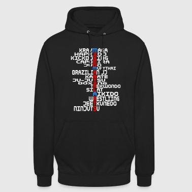 MIXED MARTIAL ARTS - ALL STYLE - Unisex Hoodie