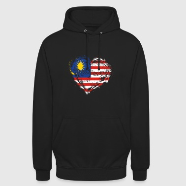 HOME ROOTS COUNTRY POISON LOVE Malaysia - Unisex Hoodie
