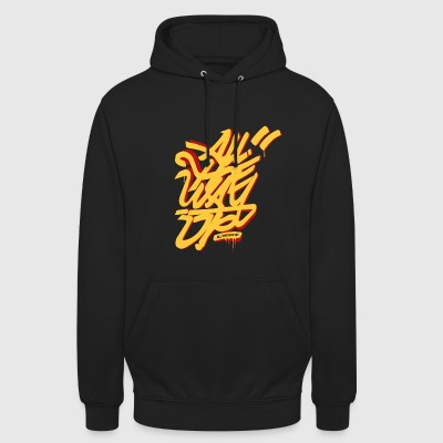All the way up - Unisex Hoodie