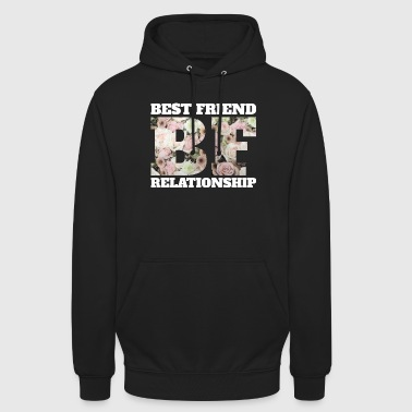 Best Friend relation - Luvtröja unisex
