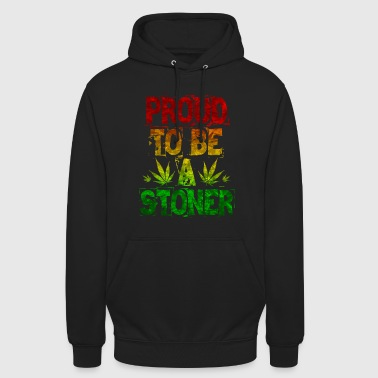 Proud To Be A Stoner - Unisex Hoodie