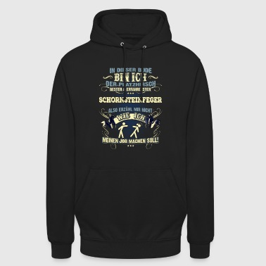 Noble professions-shirt pour le ramoneur - Sweat-shirt à capuche unisexe