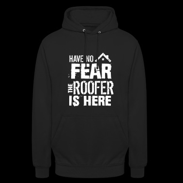 Roofer gift roofing bricks construction worker - Unisex Hoodie