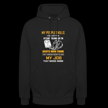 Electricians T Shirt - Unisex Hoodie