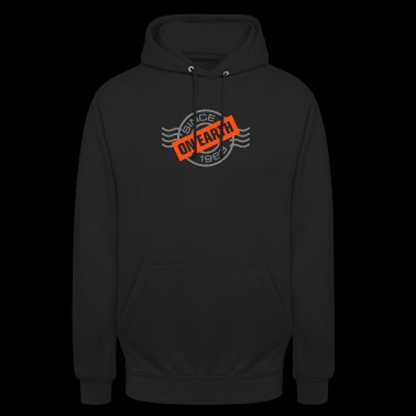 On Earth Since 1983 - Unisex Hoodie