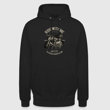 Ride With Me - Hoodie unisex