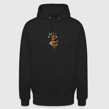 Crash Bandicoot Remastered Ooga booga - Sweat-shirt à capuche unisexe