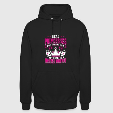 PRINCESSES REAL artiste - Sweat-shirt à capuche unisexe