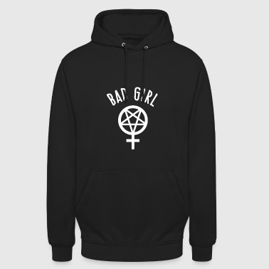 Bad Girl - Bluza z kapturem typu unisex