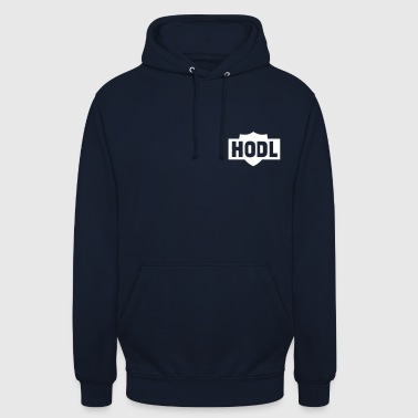 HODL TO THE MOON - Unisex Hoodie