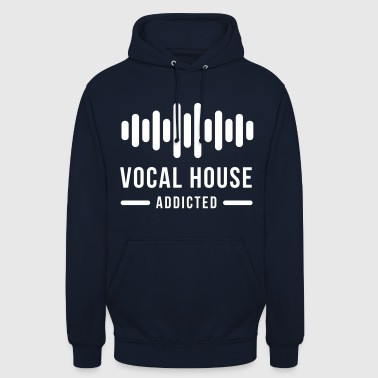 Vocal House Festival Party Crew - Unisex Hoodie