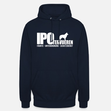 Training IPO TERVUEREN dog sport Wilsigns - Unisex Hoodie
