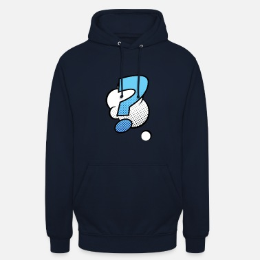 Comics Comic Comic Style Comic Strip Comics - Unisex Hoodie