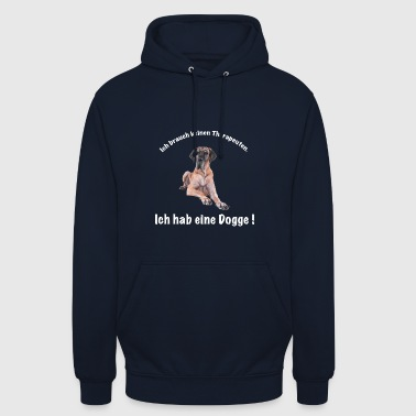 Dogge - Unisex Hoodie