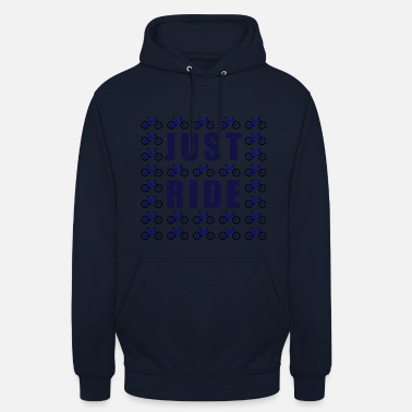 Mountain Biking Bike, mountain bike - Unisex Hoodie