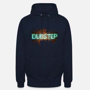 Dubstep dubstep - Sweat-shirt à capuche unisexe