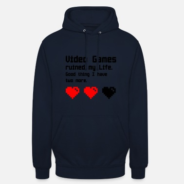 Video video Games - Hoodie unisex