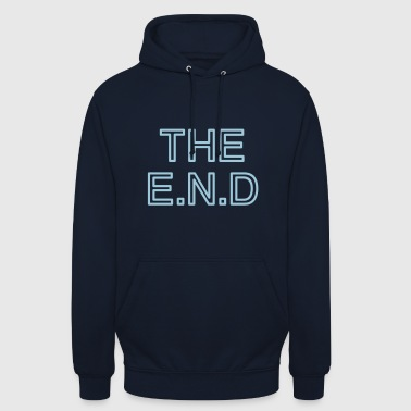 the end - Unisex Hoodie