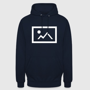Picture Picture Icon - Unisex Hoodie