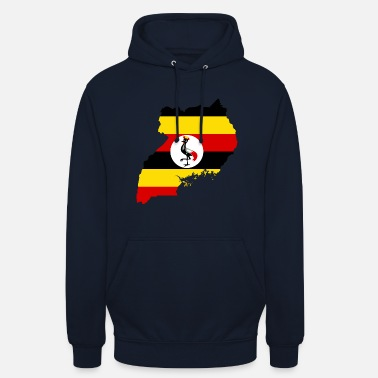Uganda uganda collection - Unisex Hoodie