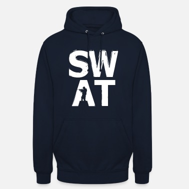Swat SWAT - Sweat-shirt à capuche unisexe