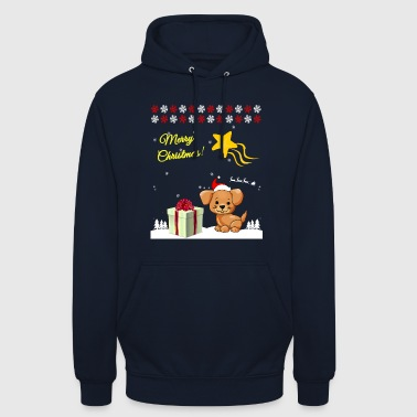 Ugly Christmas Sweater Dog Gift Christmas - Hoodie unisex
