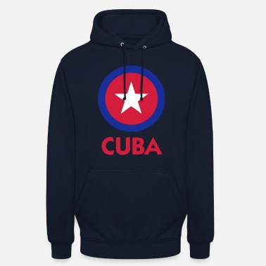 Cuba Cuba communiste - Sweat-shirt à capuche unisexe