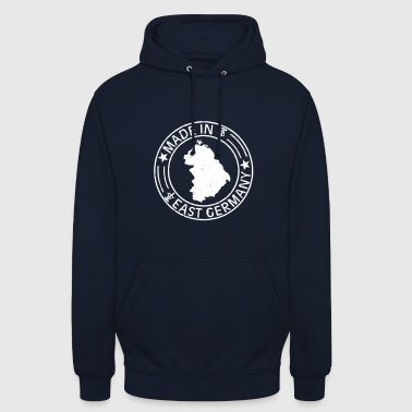 1990 Made in East Germany Stempel - Unisex Hoodie