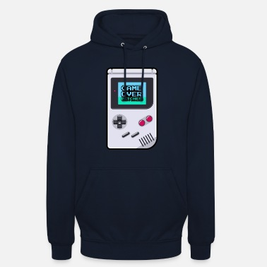 Game Boy Game Boy Game Over Bitches - Sudadera con capucha unisex