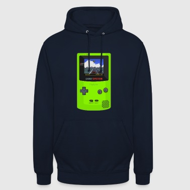 game boy - Sweat-shirt à capuche unisexe