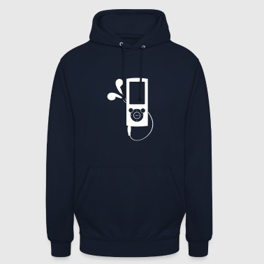 Handy MP3 Player - Unisex Hoodie