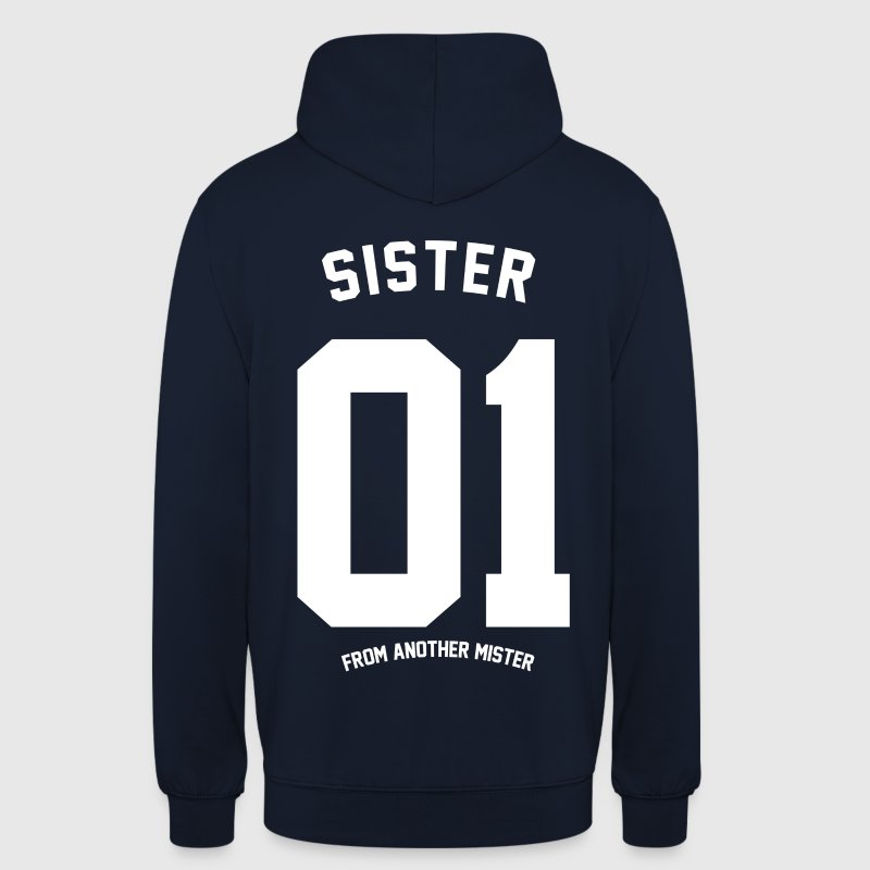 SISTER FROM ANOTHER  - Unisex Hoodie