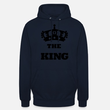 Partner THE_KING - Unisex hettegenser
