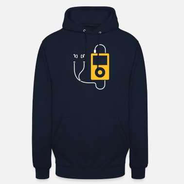 Mp3 / MP3 Player - Unisex Hoodie