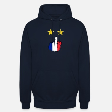 Champion Champion du monde France football - Sweat à capuche unisexe