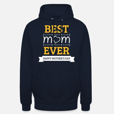 Best Boarder Best Mom Ever - Unisex huppari