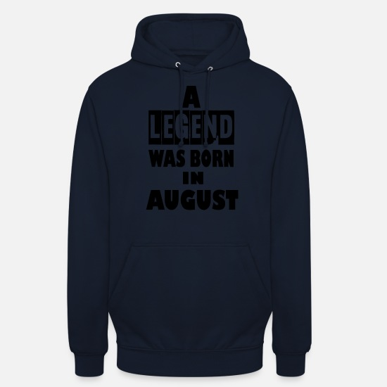 Gift Idea Hoodies & Sweatshirts - august - Unisex Hoodie navy