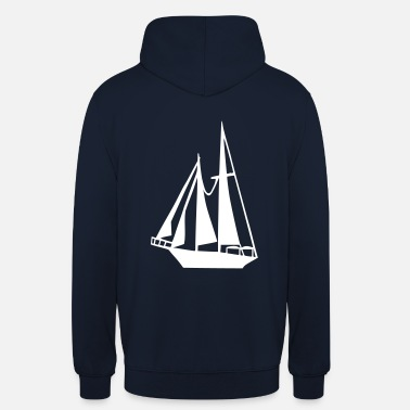 Sail Boat Sailing Boat - Unisex Hoodie