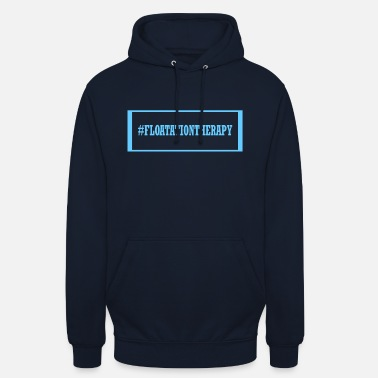 Saltwater Floatation Therapy salt bath therapy saltwater - Unisex Hoodie