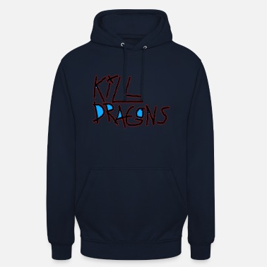 Dragonslayer - Unisex hoodie