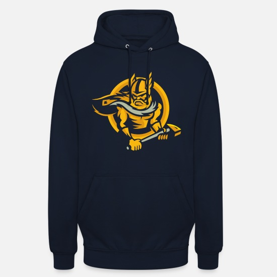 Cash Money Hoodies & Sweatshirts - Spartan - Unisex Hoodie navy