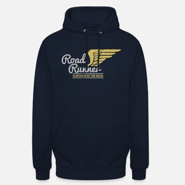 Road Runner Motorsport Road - Unisex Hoodie