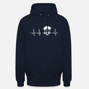 Over Heartbeat GAME OVER - Unisex Hoodie