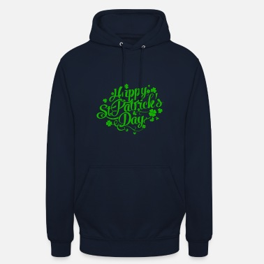 Day St. Patricks Day Green Irleand Irland Irish luck - Unisex Hoodie
