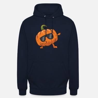 Love Pi Day Funny Lazy Halloween Pumpkin Scary Halloween - Unisex Hoodie