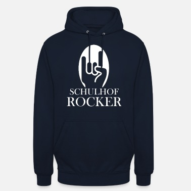 Guitar Player Rock Music Rock and Roll - Unisex Hoodie
